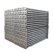 STEEL PIPE SUPPORT